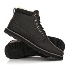 БОТИНКИ ЗИМНИЕ QUIKSILVER MISSION BOOT SOLID BLACK AQYB700027-SBKM