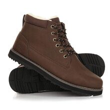 БОТИНКИ QUIKSILVER MISSION BOOT DARK BROWN AQYB700027-XCCC