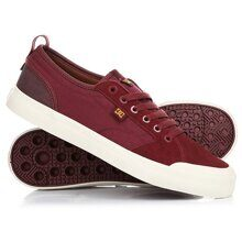 КЕДЫ НИЗКИЕ DC EVAN SMITH BURGUNDY ADYS300286-BUR
