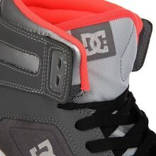 КЕДЫ ВЫСОКИЕ ЖЕНСКИЕ DC ARGOSY HIGH SE GREY/LIGHT GREY ADJS100095-GGC