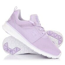 КРОССОВКИ DC SHOES HEATHROW REAL LILAC ADJS700021-LIL