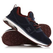 КРОССОВКИ DC SHOES HEATHROW IA SE DARK BLUE ADJS200004-DBL