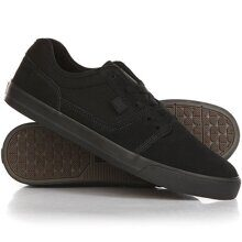 КЕДЫ НИЗКИЕ DC TONIK SHOE BLACK/BLACK