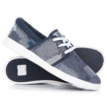 КЕДЫ DC SHOES HAVEN TX LE BLUE/BLUE/WHITE ADJS700047-XBBW