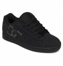 КЕДЫ DC SHOES NET BST BLACK/STENCIL 302361-BST