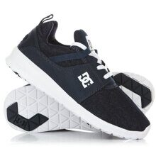КРОССОВКИ DC SHOES HEATHROW TX SE NAVY ADJS700025-NN1