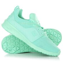 КРОССОВКИ DC SHOES HEATHROW MINT ADJS700021-333