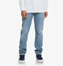 ДЖИНСЫ DC SHOES WORKER LIGHT BLEACH EDYDP03374-BFGW