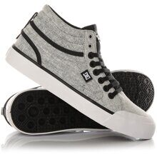 КЕДЫ DC SHOES EVAN TXSE BLACK/CHARCOAL ADJS300164-BCG