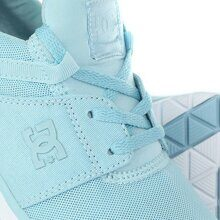 КРОССОВКИ DC SHOES HEATHROW LIGHT BLUE ADJS700021-LTB