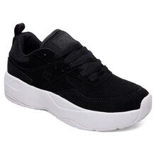КРОССОВКИ DC SHOES E.TRIBEKA PLATFORM BLACK  ADJS700078-BLK