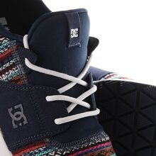КРОССОВКИ DC SHOES HEATHROW IA SE MULTI ADJS200004-MLT