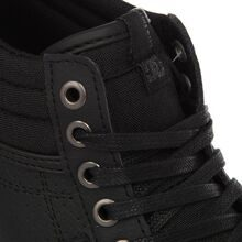КЕДЫ DC SHOES EVAN HI BLACK/WHITE ADJS300147-BLW