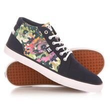 КЕДЫ DC SHOES COUNCIL MID SE NAVY ADJS300059-NA4