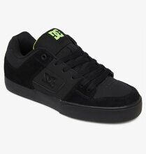 КЕДЫ DC SHOES PURE BKY BLACK YELLOW 300660-BKY