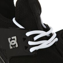 КРОССОВКИ DC SHOES MERIDIAN BLАCK/WHITE ADJS700051-BKW