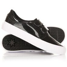 КЕДЫ DC SHOES TRASE V SE BLACK/WHITE ADJS300202-XKKW