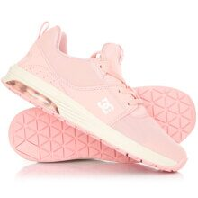 КРОССОВКИ DC SHOES HEATHROW IA LIGHT PINK ADJS200003-LTP