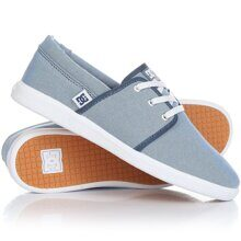 КЕДЫ DC SHOES HAVEN TX SE NAVY/WHITE ADJS700017-NWH