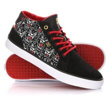 КЕДЫ DC SHOES COUNCIL MID X TR BLACK PRINT ADJS300128-BPT