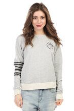 СВИТШОТ ЖЕНСКИЙ ROXY FULL OF JOY HERITAGE HEATHER ERJFT03730-SGRH