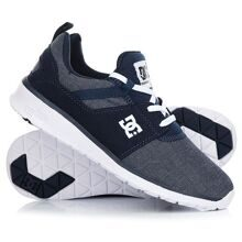 КРОССОВКИ DC SHOES HEATHROW CHAMBRAY ADJS700025-CHY