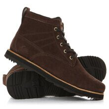 БОТИНКИ ВЫСОКИЕ QUIKSILVER GART BROWN/BROWN/BLACK