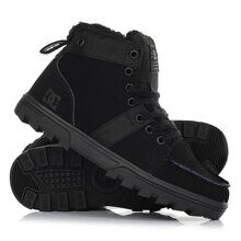 БОТИНКИ DC SHOES WOODLAND BLACK ADJB700003-3BK